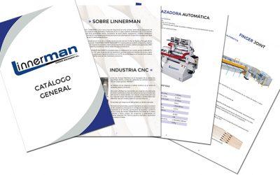 Nuevo catálogo de maquinaria Linnerman