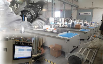 Producción y montaje de maquinaria CNC